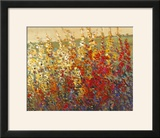 Field of Spring Flowers I