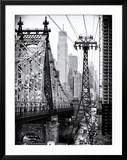 Roosevelt Island Tram and Ed Koch Queensboro Bridge (Queensbridge) Views  Manhattan  New York