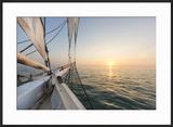 Sunset Cruise on the Western Union Schooner in Key West Florida  USA