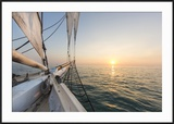Sunset Cruise on the Western Union Schooner in Key West Florida  USA