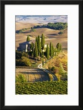 Belvedere House  San Quirico D'Orcia  Tuscany  Italy