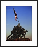 Iwo Jima Memorial  Washington DC  USA