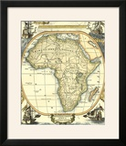 Nautical Map of Africa