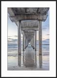 USA  California  La Jolla  Scripps Pier