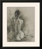 Charcoal Figure Study I