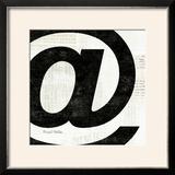 Punctuated Black Square V