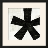 Punctuated Black Square VII