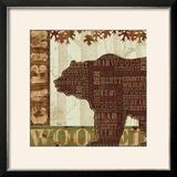 Woodland Words II