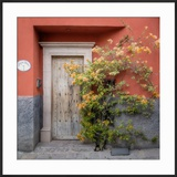 Mexico  San Miguel De Allende Colorful Doorway San Miguel De Allende