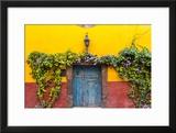 Decorative Doo on the Streets of San Miguel De Allende  Mexico