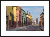 Mexico  San Miguel De Allende Street Scene