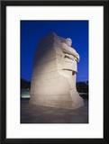 USA  Washington Dc  Martin Luther King Memorial  Dawn