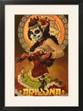 Arizona - Day of the Dead Marionettes