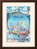 Ocean City  Maryland - Montage Scenes