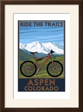 Aspen  Colorado - Ride the Trails  Mountain Bike
