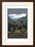 Route of the Hiawatha St Regist  Montana - Mountain Bike Scene