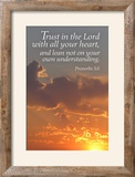 Proverbs 3:5 - Inspirational