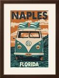 Naples  Florida - VW Van