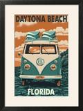 Daytona Beach  Florida - VW Van