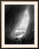 The 'Terra Nova' in Mcmurdo Sound  Antartica  1911