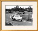 Porsche 550A Rs Coupe  Le Mans 24 Hours  France  1956