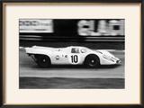 Gulf Porsche 917 in Action  C1970-C1971