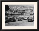 The Monte Carlo Rally  Monaco  1954