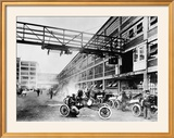 The Exterior of the Model T Factory  1914
