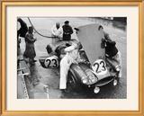 Pit Stop  Le Mans 24 Hours  France  1955