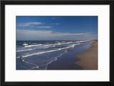 North Carolina  Outer Banks National Seashore  Nags Head Beach View