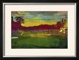 Golf Abstract I