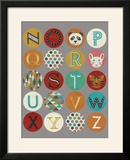 Lucien's Alphabet II