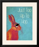 Too Hip to Hop Blue