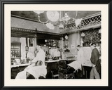 LC Wiseman  Barber Shop  New York City