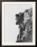 Old Man of the Mountain  Franconia Notch  White Mountains