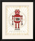 Retro Robot III