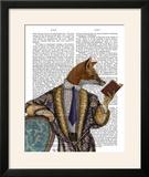 Book Reader Fox