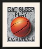 Eat Sleep Play Basketball