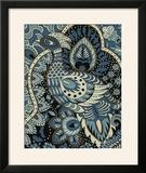 Indigo Peacock II