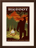 Rocky Mountain National Park - Home of Bigfoot