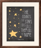 He Counts the Stars