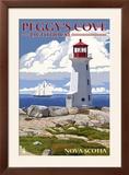 Peggy's Cove Lighthouse - Nova Scotia