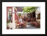 Cafe  Restaurant  Taverna  Plaka  Athens  Greece