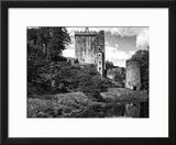 Ireland  Blarney View of Blarney Castle