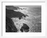 USA  California  Big Sur Coast