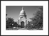 USA  Texas  Austin State Capitol Building Dome