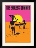 The Endless Summer - Original Movie Poster