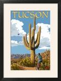 Tucson  Arizona - Bicycling Scene
