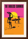 The Endless Summer - Original Movie Poster