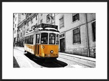 Portugal  Lisbon Famous Old Lisbon Cable Car